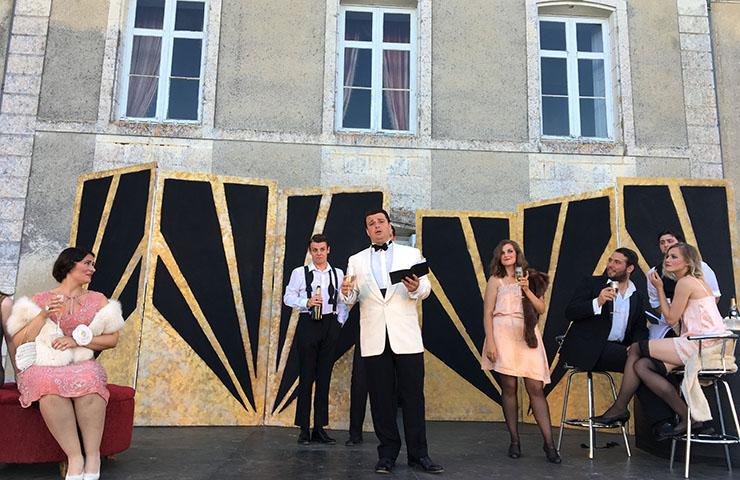 Westminster Opera Co  : Helping emerging artists
